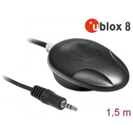 Navilock Nl-8008T Stereo Jack Trrs Ttl Multi Gnss Receiver U-Blox 8