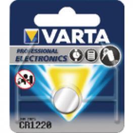 Pila de Litio Cr1220 3 V 35 Mah