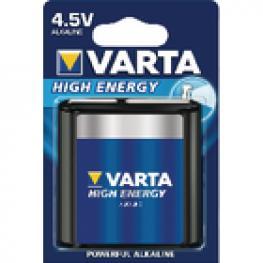 Pilas Alcalinas Lr12 4.5 V High Energy En Blíster de 1 Pc