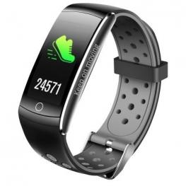 Pulsera Cuantificadora Denver  Bfh-14 - Pantalla Color 2.4Cm - Bluetooth - Monitor Ritmo Cardiaco - Bat 70Mah - App Android / Iphone