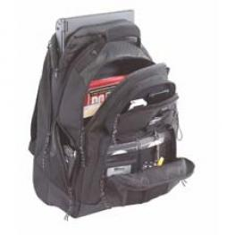 Rolling Backpac Black          Accs