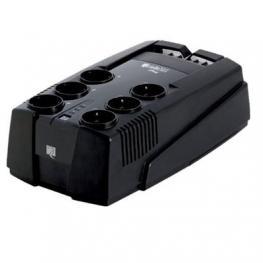 Sai Offline Riello Iplug 800 de 3Tomas Filtradas 3*tomas Protegidas - Usb - 2*tomas Iec Protección - Sai 800Va