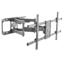 Soporte Pantalla Equip Curva 60- 100 Fijo  Max 100 Kgs Distancia A Pared 32Mm