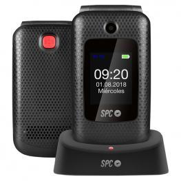 Teléfono Móvil Para Mayores Spc Goliath 2,8 Bluetooth Fm 800 Mah