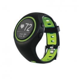 Sport Watch Gps, Negro / Verde. Plan y Mapa de Ruta. Registro de Entrenamientos. Bt 4.1. Batería 280Mah. Resistente Al Agua Hasta 1M. Sensor de Frecue