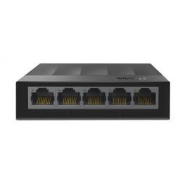 Switch Gigabit de Sobremesa Con 5 Puertos A 10/100/1000 Mbps