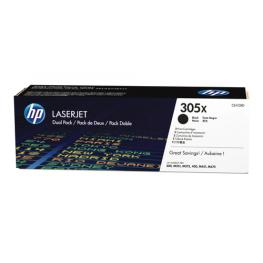 Toner Cartridge 305X Black     Supl