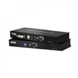 Usb Dvi Kvm Extender With Audioterm