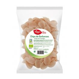 Chips de Garbanzos Bio 80Gr.