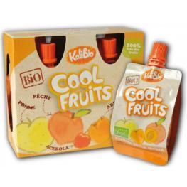 Cool Fruits Maznz,melocoton, Alba Bio 4X90Gr.