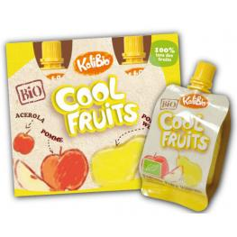 Cool Fruits Manzana, Pera y Acerola