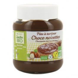 Crema de Cacao, Avellanas Sin Gluten
