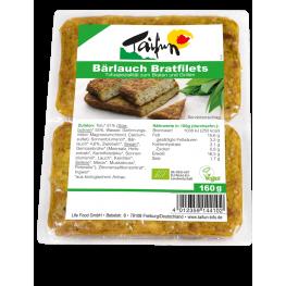 Filetes de Tofu y Ajo Silvestre