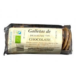 Galletas Desayuno Chocolate
