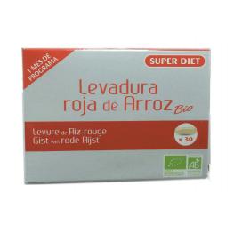 Levadura Roja Arroz Bio