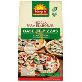Mezcla Para Hacer Base de Pizza