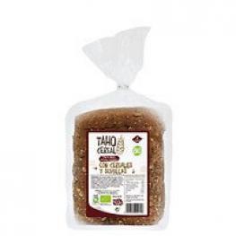 Pan Integral Cereales y Semillas Bio