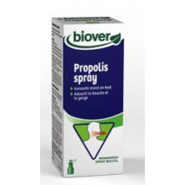 Propolis Liqui.+Acei. Esencial Biover Spray 23Ml.