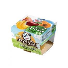 Puré de 4 Frutas