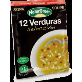 Sopa 12 Verduras