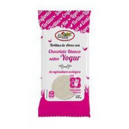 Tortas de Arroz Con Yogur