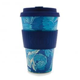 Vaso de Bambú Lily Azul