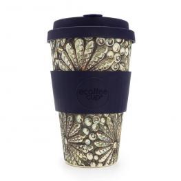 Vaso de Bambú Poppy Rosa