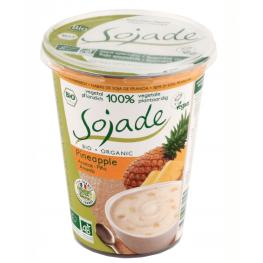 Yogur de Soja y Piña