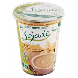 Yogur de Soja y Vainilla