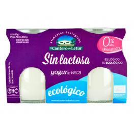 Yogur Desnatado de Vaca Sin Lactosa