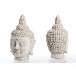 Buddha Ceramica 24,5X24,5X41 Cm