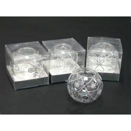 Caja Pvc Portav 4Mod Plata 8 X 8 X 6,50 Cm