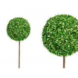 Vara Flor Plástico Verde 5,50 X 5,50 X 60 Cm