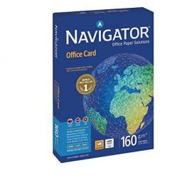 Navigator Office Card. Papel Impresión Laser Color 250H 160 G. A4 0010Ce