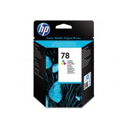 Hewlett Packard Cartuchos Inyeccion 78 Tricolor 450Pg 19Ml  C6578D