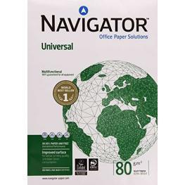 Navigator Universal. Papel Multifuncion 500H 80 G. A3 0113Un