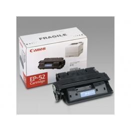 Canon Toner Laser Ep-52 Negro 3839A003