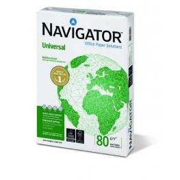 Navigator Universal. Papel Multifuncion 500H 80 G. A4