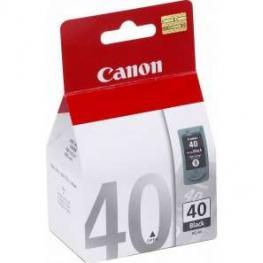 Canon Cartuchos Inyeccion Pg-40 Negro Blister+Alarma 0615B042