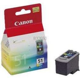 Canon Cartuchos Inyeccion Cl-51 Tricolor  0618B001