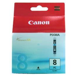 Canon Cartuchos Inyeccion Cli-8Pc Cyan  0624B001