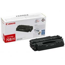 Canon Toner Laser Crg708H Negro  0917B002