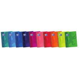 Cuaderno Oxford A5 Liso 80H 90G Tapa Carton 100430601