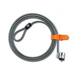 Kensington Cable Microsaver Seguridad Portatil 2.2 M Longitud Bloqueo En ''T'' 64020