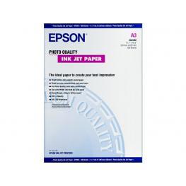 Epson Papel Fotografico C13So41068 Paquete 100 Hojas A3 105 G Mate C13S041068