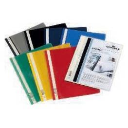 Durable Dossiers Duraplus A4 Fastener Metalico Azul Pvc 2579-06