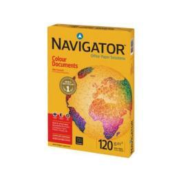 Navigator Colour Documents.Papel Impresión Color Paquete 250H 120 G. A4