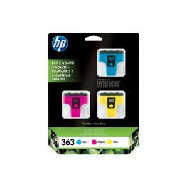 Hewlett Packard Cartuchos Inyeccion 363 Tricolor 3 Ud  Cb333Ee