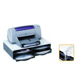 Fellowes Soporte Para Impresora 13,6X53,8X36,2 Cm 4 Cajones 24004