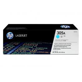 Hewlett Packard Toner Laser 305A Cyan  Ce411A